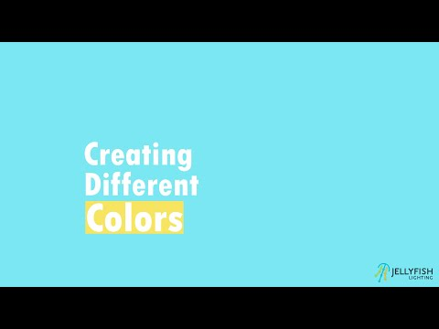 Creating Different Colors