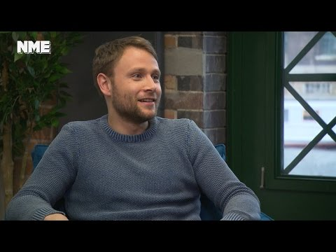 Sense8 star Max Riemelt on working with the Matrix creators and shooting orgy scenes