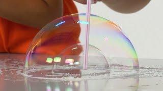 Ziepju burbulis ziepju burbulī