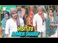 Dipika Kakar And Shoaib ROAD TRIP To Ajmer Sharif