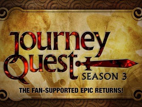 JourneyQuest 3 na Kickstarteru