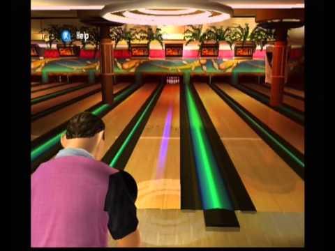 amf xtreme bowling 2006 xbox 360