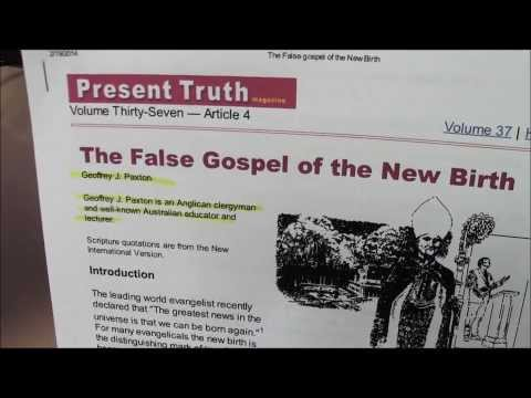 Calvinism's Gnostic View of the Trinity