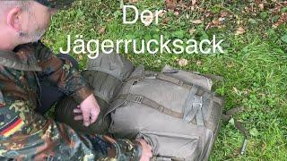 Alte Bundeswehr Ausrüstung: Der Jägerrucksack und sein Inhalt