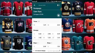 Хоккей НХЛ Колорадо - Сент Луис  прогноз на матч 16.02.2019