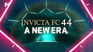 Invicta FC 44 Prelims LIVE Fri., Aug. 27 at 8 p.m. ET on Fight Network!
