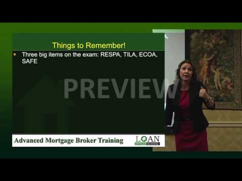 NMLS Test Preparation Preview - YouTube
