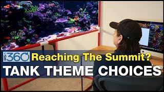 Ep.8 - Can you look at this reef tank for 10yrs? Selecting theme, corals and fish that last | BRS360
