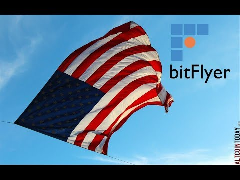 , title : 'Japan's bitFlyer Exchange Obtains a BitLicense to Expand Across the US