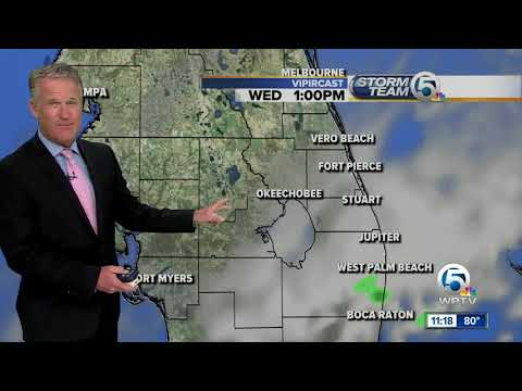 South Florida weather 10/21/19