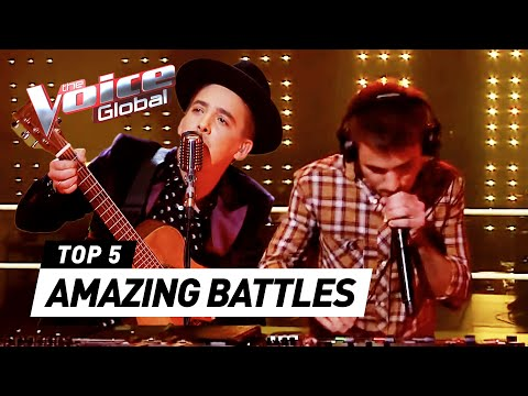 The Voice   AMAZING BATTLES that you should have seen 😱 [PART 3]