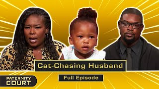 Cat-Chasing Husband: Woman Fueled By Ex-Husband And His New Wife (Full Episode)   Paternity Court