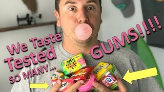 Which Gum Lasts The Longest?