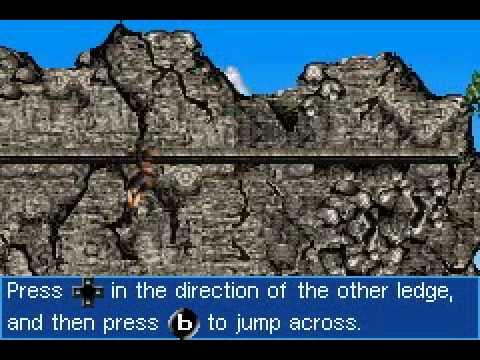 Tomb Raider Legend GBA