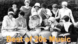 20s & 20s Music: Roaring 20s Music and Songs Playlist (2 Hours Vintage 20s Music)
