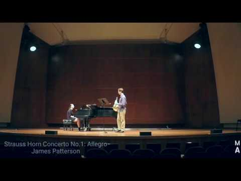 Here is a video of me playing at Nordstrom Hall in Seattle WA.