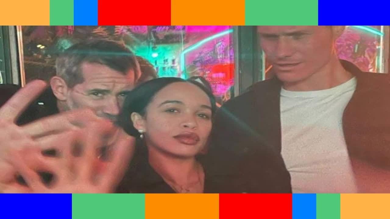Chicha, boîte de nuit et jolie brunette… Jalil Lespert s'éclate comme jamais bien loin de Laeticia