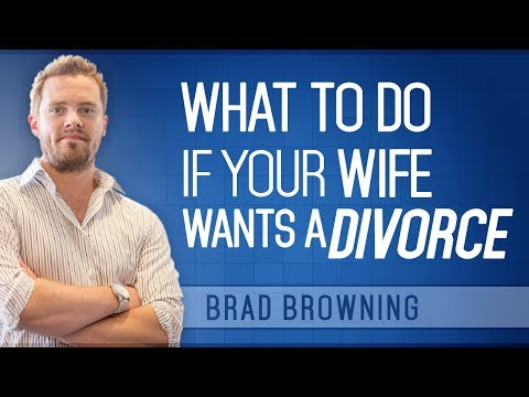 What to Do If Your Wife Wants a Divorce (And Save Your Marriage)