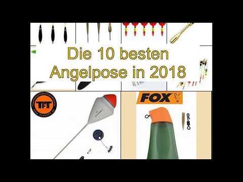 Die 10 besten Angelpose in 2018