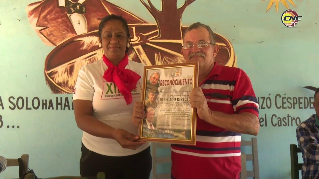 Electo delegado directo de Bayamo al congreso campesino