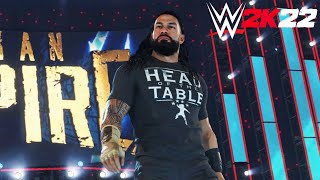 New WWE 2K22 Trailer Breakdown and Impressions, Release in March 2022