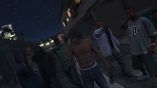 GTA Online Dreads for Franklin