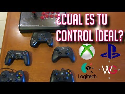 TOP 5 Mejores Mandos GAMER para PC! + BONUS!