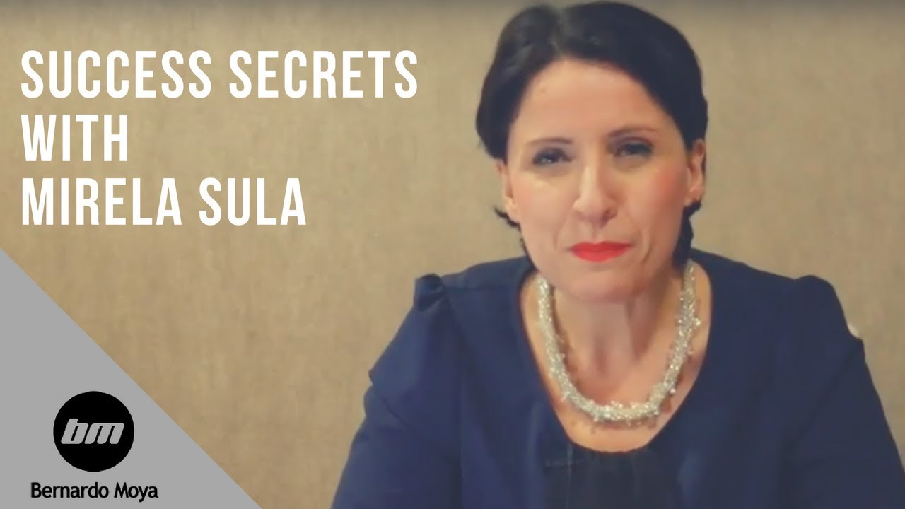 Success secrets of Leading Coaches and Consultants With Mirela Sula.