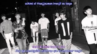 Infinite - 03. Moonlight [Sub español / Hangul / Roman]