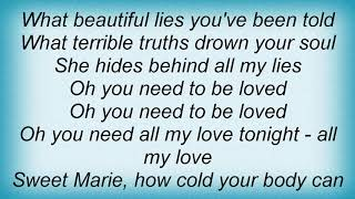 Anniversary - Sweet Marie Lyrics