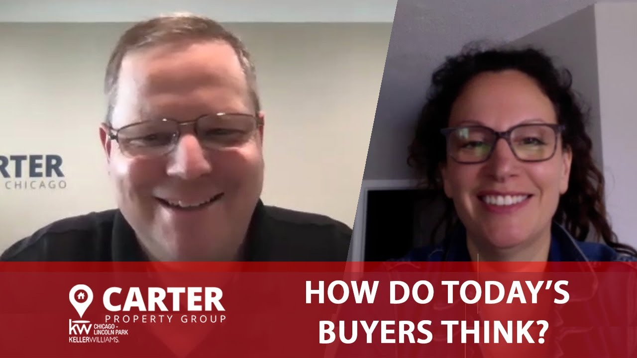 """Inside the Mind of a Buyer"" With Laura Jones"