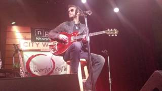 Eric Church - Man Who Was Gonna Die Young {10/27/16} City Winery Nashville, TN