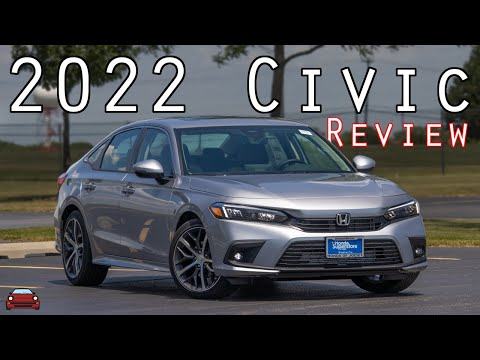 2022 Honda Civic Touring Review - The ALL NEW 11th Gen Civic!