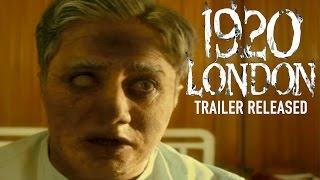 1920 London Trailer Released  Sharman Joshi  Meera Chopra  Bollywood Upcoming Horror Movie 2016
