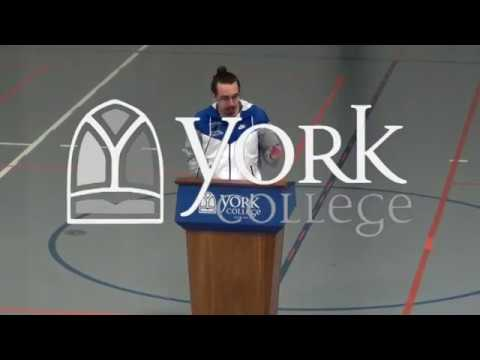 Levi Swenson: Community