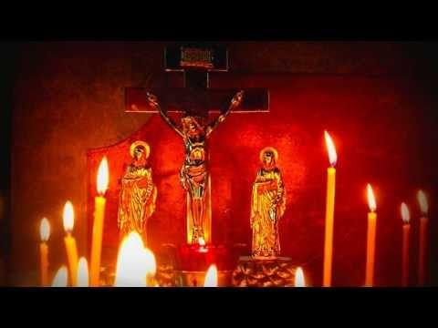 О пресвятая дева мария прими молитву сию от меня