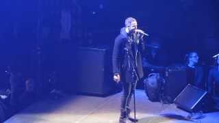Imagine Dragons Lead Singer Dan Reynolds inspiring speech at Amnesty International Concert