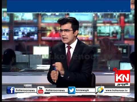 Kohenoor@9 08 05 2018 Mayor Lahore Cornal (R) Mubashair Javed Baney Kohenoor @9 Kay Mahmaan.