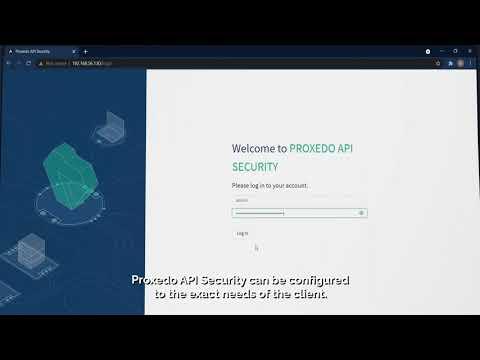 Balasys  - Proxedo API Security