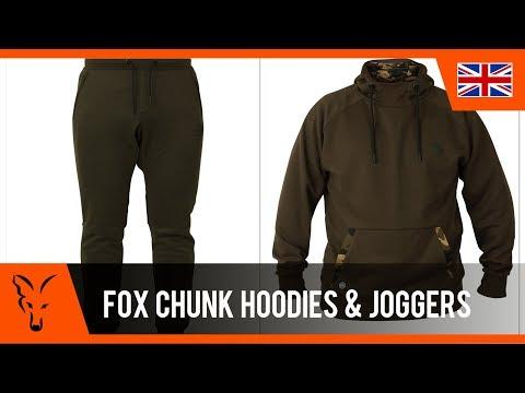 Fox Dark Khaki/Camo Pull Over Hoody  - pulóver (több méretben) videó