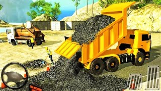 Road Builder Construction Sim Games - Best Android GamePlay