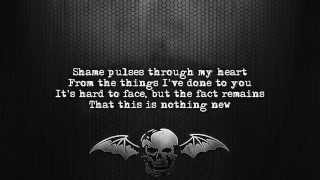 Avenged Sevenfold - Almost Easy (Cla Mix) [Lyrics on screen] [Full HD]
