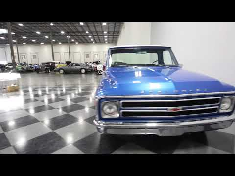 Video of '68 C10 - LV07