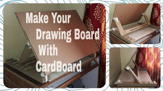 How To Make Drawing Board - by IrfanCreates