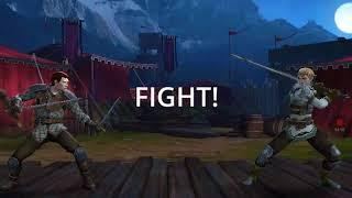 Игра бой с тенью 3