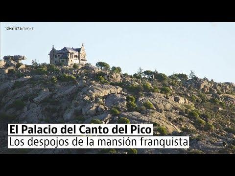 Palacio del Canto del Pico: del esplendor franquista a la ruina