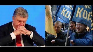 Нацкорпус и победа Порошенко