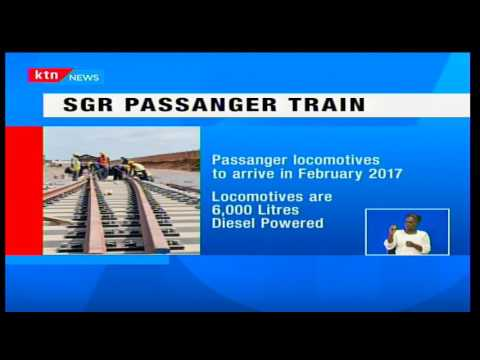 Kenya set to receive modern hybrid long-distance passenger trains for the SGR in February