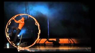 гимнаст на ренском колесе