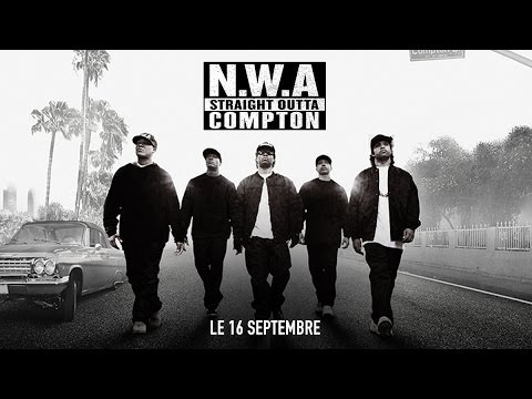 N.W.A : Straight Outta Compton Universal Pictures International France / Circle of Confusion / Cube Vision / Legendary Pictures